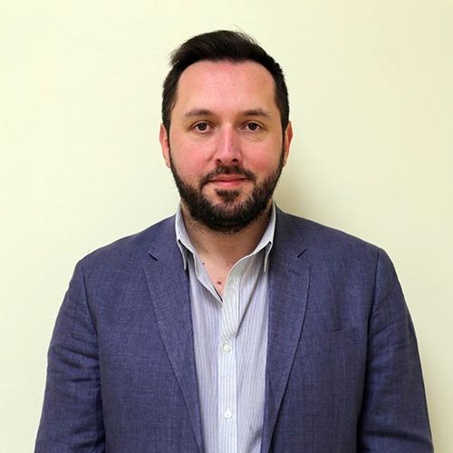 Dragan Arsic, B.Div., M.Th., Dean of Students