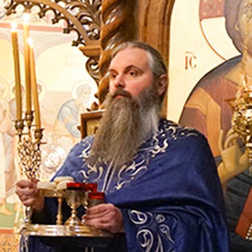 V. Rev. Archimandrite Sera†fim (Baltic), Diocesan Secretary