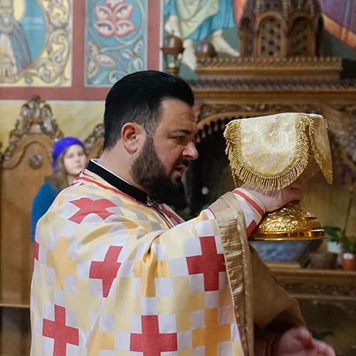 Rev. Petar Sailovic, Administrator
